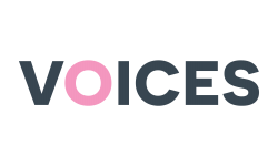 logo Voices, n.o.